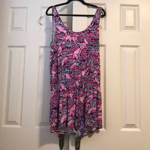 Lilly Lobster Romper